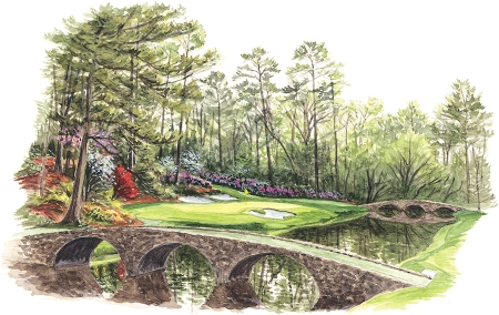 Golf Beauty-12th-Augusta