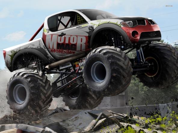 Monster Truck-1