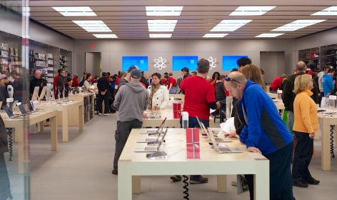blog apple store not worried about ripoff by microsoft